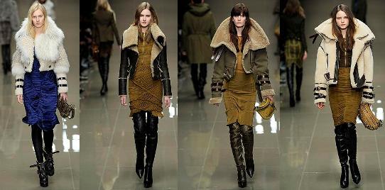 Зимние куртки из кожи