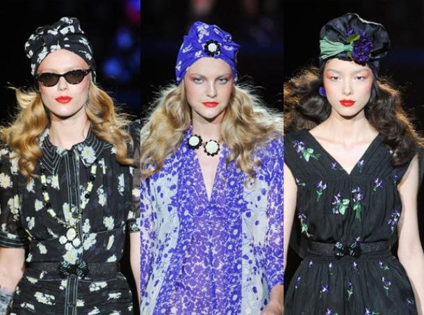 Модные тенденции: платки всегда в моде