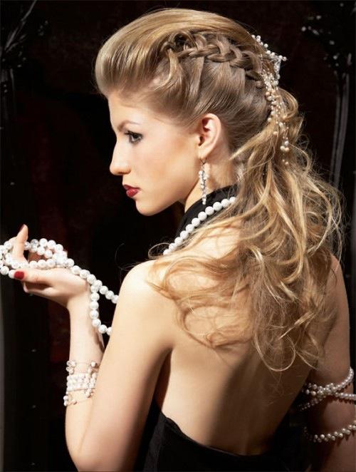 Прически в салоне красоты «Априори»