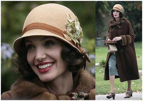 Модные шляпки в стиле ретро