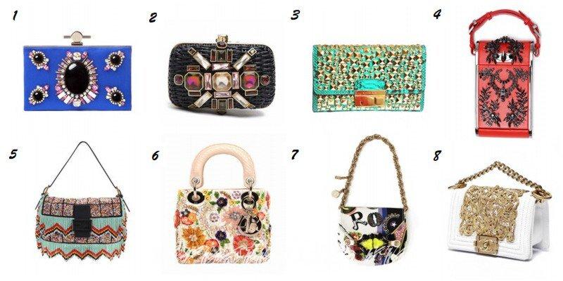 Модные тенденции сумок в новом сезоне