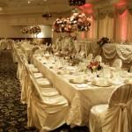 Где и как провести свадебный банкет?