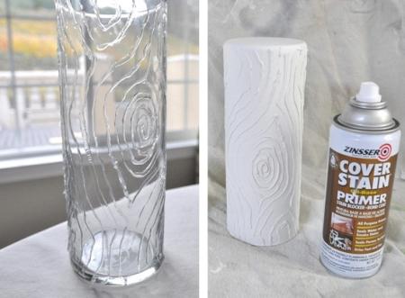 Декоративные напольные вазы своими руками