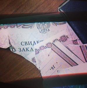 Алиана Гобозова: однозначно развод!