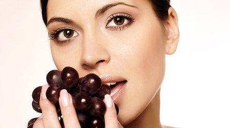 Экспресс диета на винограде