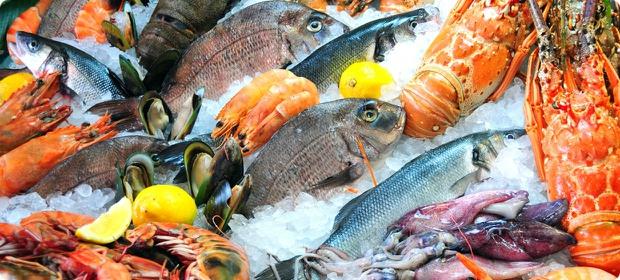 Как правильно выбрать рыбу на прилавке