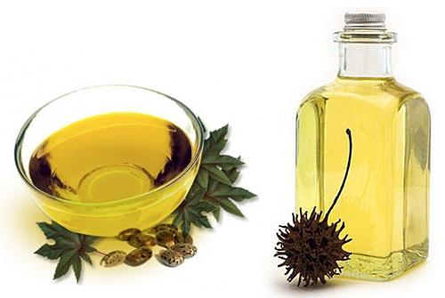 Касторовое масло в косметических целях