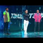 Александр Ревва станцевал робота на проекте Танцы на ТНТ