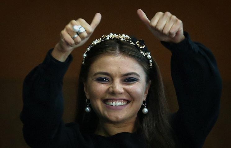 """Алина Кабаева станет председателем совета директоров """"Национальной Медиа Группы"""""""