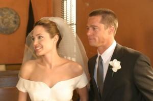 Свадьба Джоли и Питта