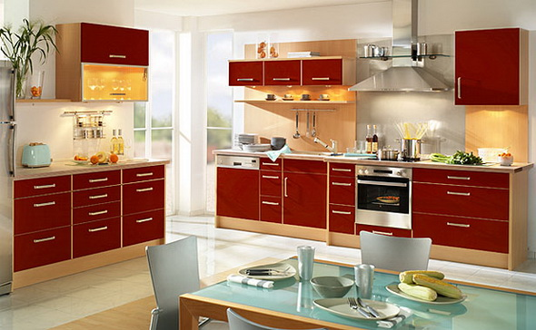 кухонный шкаф фото
