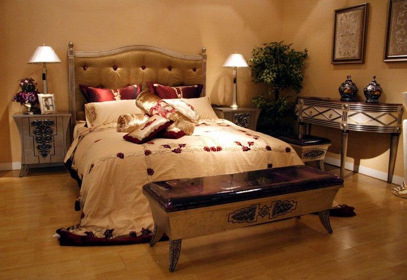 Обустраеваем спальню