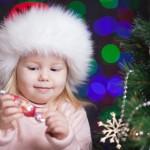 Что преподнести девочке на зимний праздник?