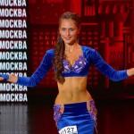 Яна Кремнева. Проект Танцы на ТНТ