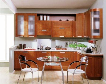 Дизайн и планировка кухни