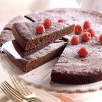 Этикет для десерта