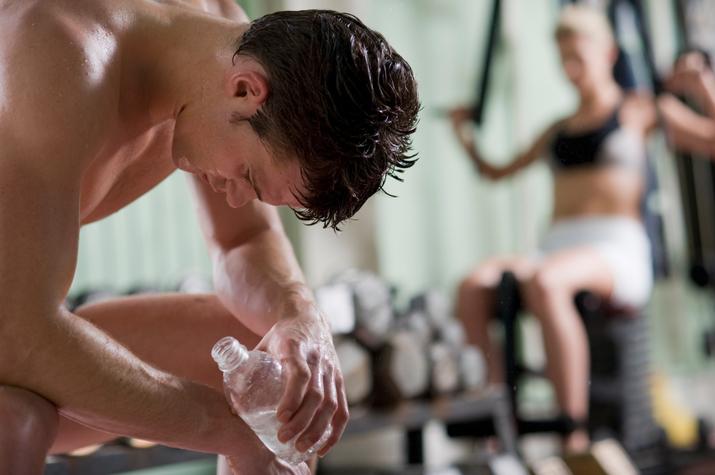 Как правильно отдыхать после тренировки?