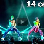 Танцы на ТНТ 14 серия (выпуск)
