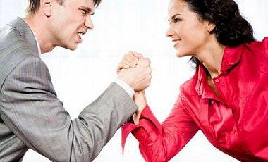 Мужчина и женщина: у кого сколько баллов?
