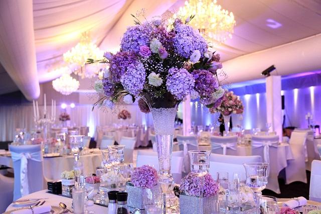 Оформление свадебных залов: самые востребованные виды