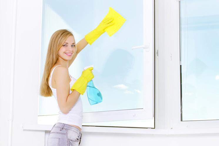 Кто помоет окна?