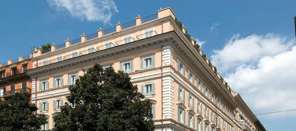 Отели Рима: Jumeirah Grand Hotel Via Veneto