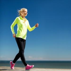 Правила ходьбы для похудения