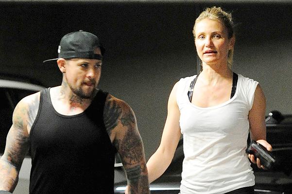 СМИ сообщили о помолвке Камерон Диаз и Бенджи Мэддена