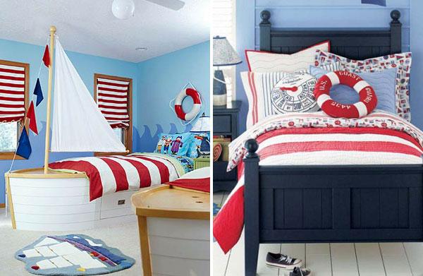 Домашний интерьер для детских комнат
