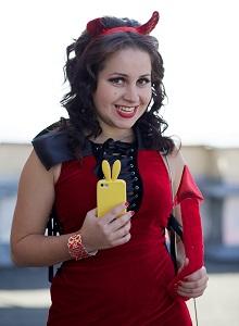 Марина из сериала «Легко ли быть молодым?»