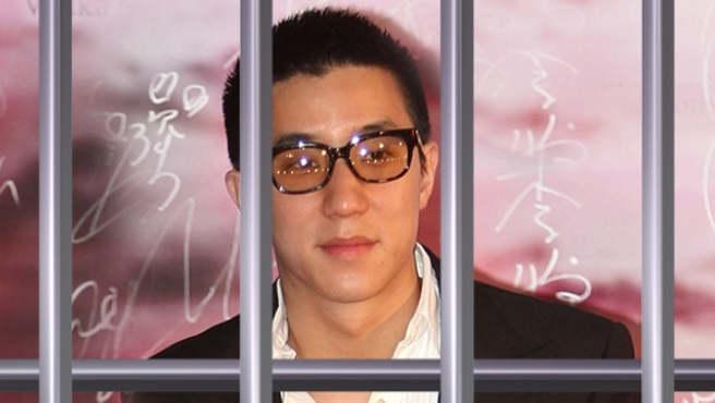 Сын Джеки Чана отправился в тюрьму