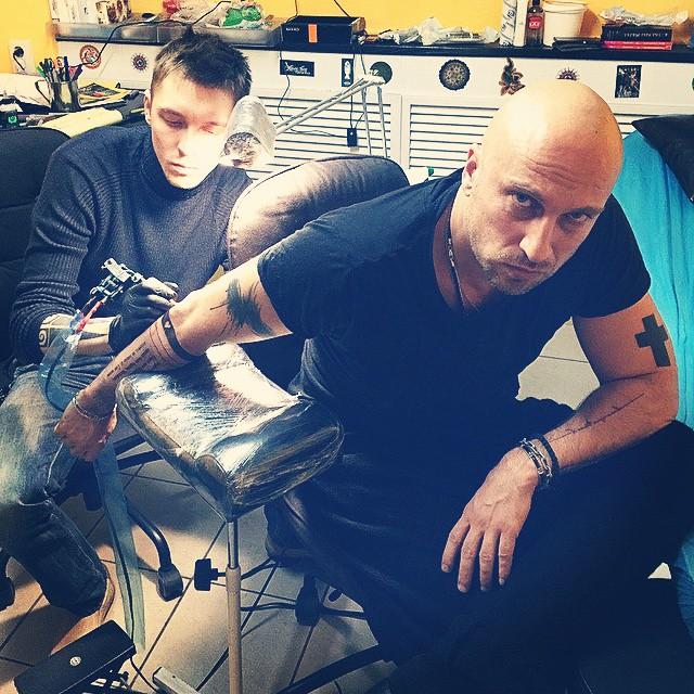 В третьем «Физруке» Дмитрий Нагиев будет с новым тату
