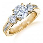 Выбор золотого кольца
