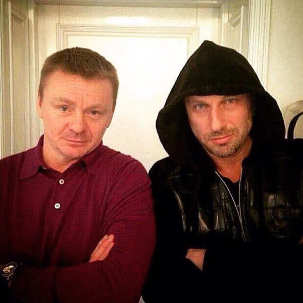 Дмитрий Нагиев и Владимир Сычев в третьем Физруке
