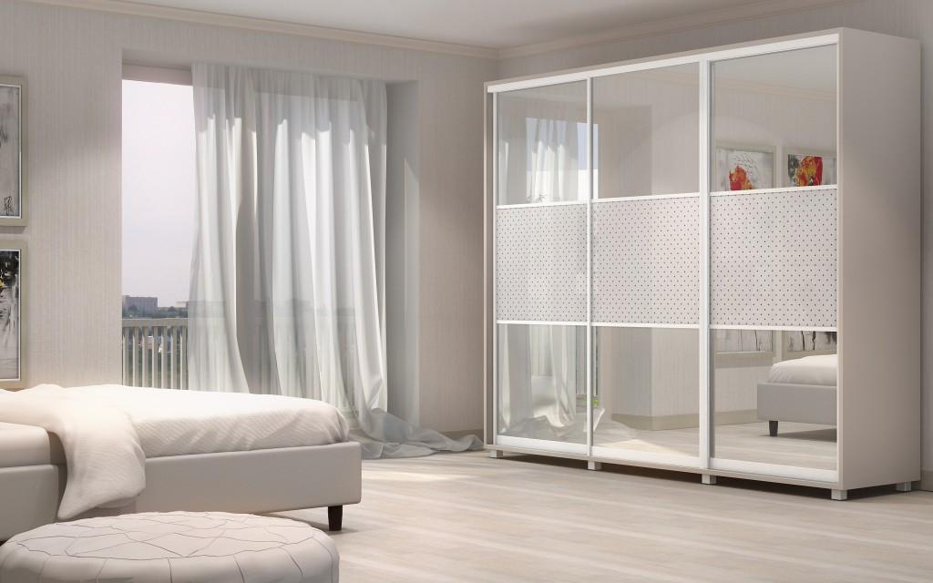 Шкафы купе: Предметы мебели для рационального использования пространства