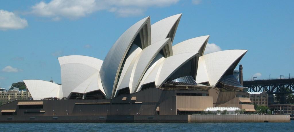 Сиднейская ракушка