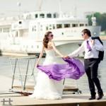 Зачем нужна заграница, если есть аренда теплохода для свадьбы в Москве