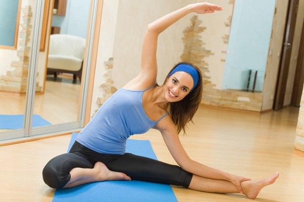 Домашний фитнес