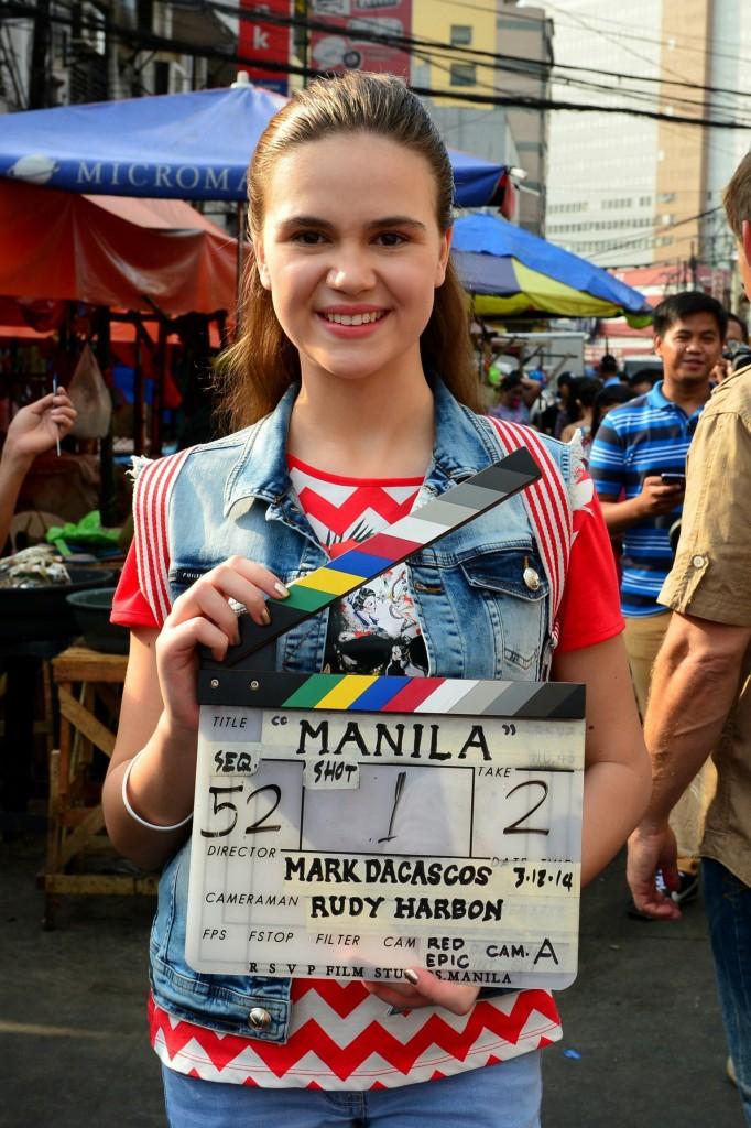 «Другая жизнь» Полины Буториной: о съемках нового клипа в Маниле и участии в голливудском боевике