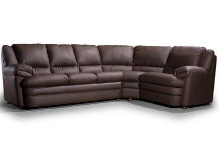 Как почистить кожаный диван?