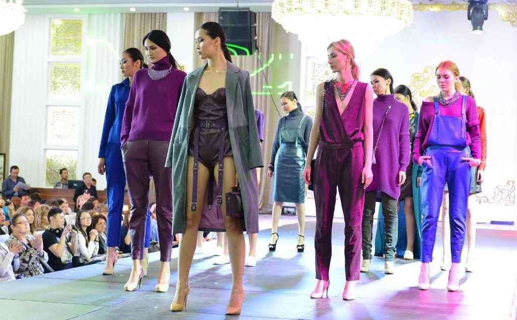 10-ая Весенняя неделя Моды Кыргызстана 2015