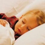 Распорядок детского сна