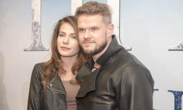 Антонина Паперная и Владимир Яглич