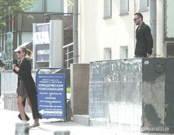 Шепелев и Фриске