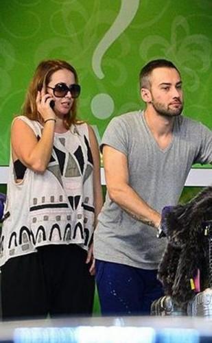 Жанна и Дмитрий