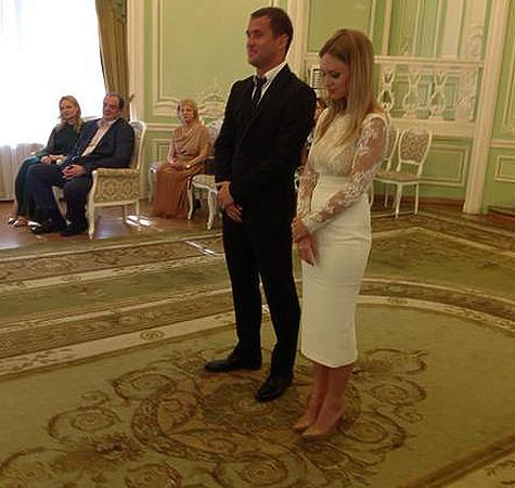 Александр Кержаков женился во второй раз1