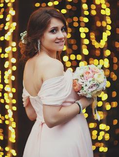 Алиса Игнатьева из проекта «Голос» вышла замуж1