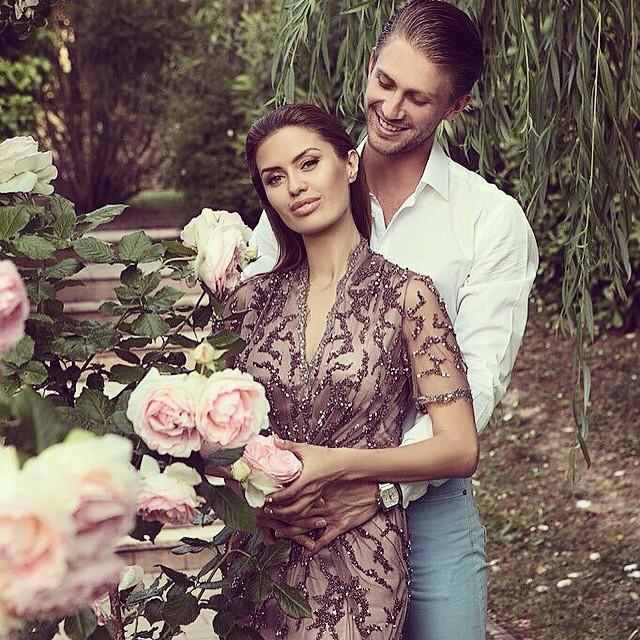 Виктория Боня выходит замуж