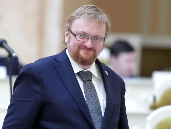 Депутат Госдумы России Милонов попросил запретить Игру престолов