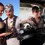 Дублеры Тома Харди и Шарлиз Терон поженились после фильма Безумный Макс